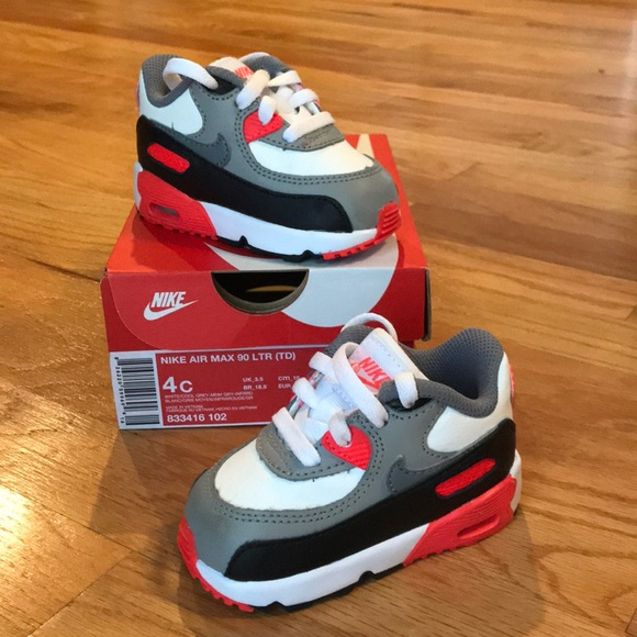 air max 90 toddler infrared